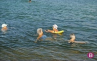 Pesca submarina al Colomer, bany a Sa Ràpita i navegació amb un pilot bo