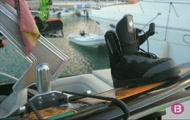 Pesca de Caproig, navegació amb vela i wakeboard