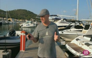 Llagosta amb professionals, roquer en família i navegació en un veler de