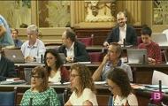 Sessió plenària Parlament