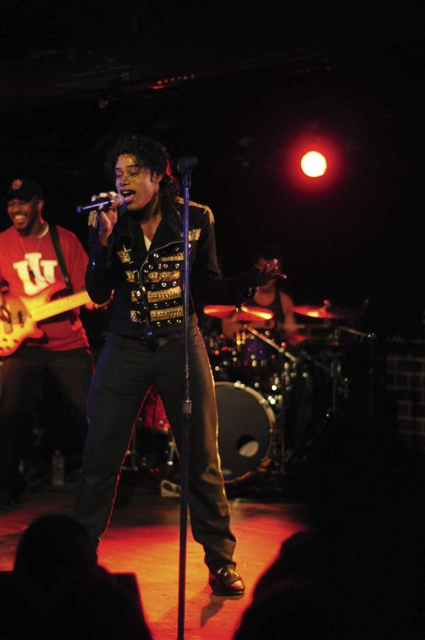 Who's Bad Michael Jackson Tribute rocks Bluebird | Indiana ...