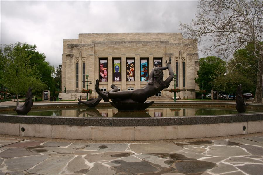 Notable landmarks and legends on campus