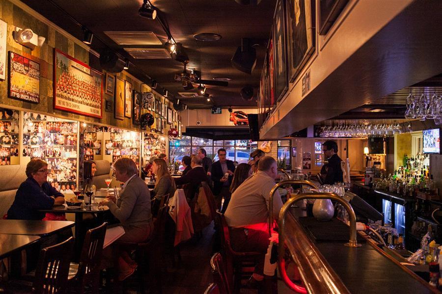 Best Place to take a Date — Malibu Grill