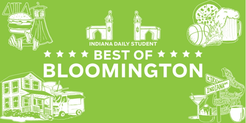 Best of Bloomington 2014 voting