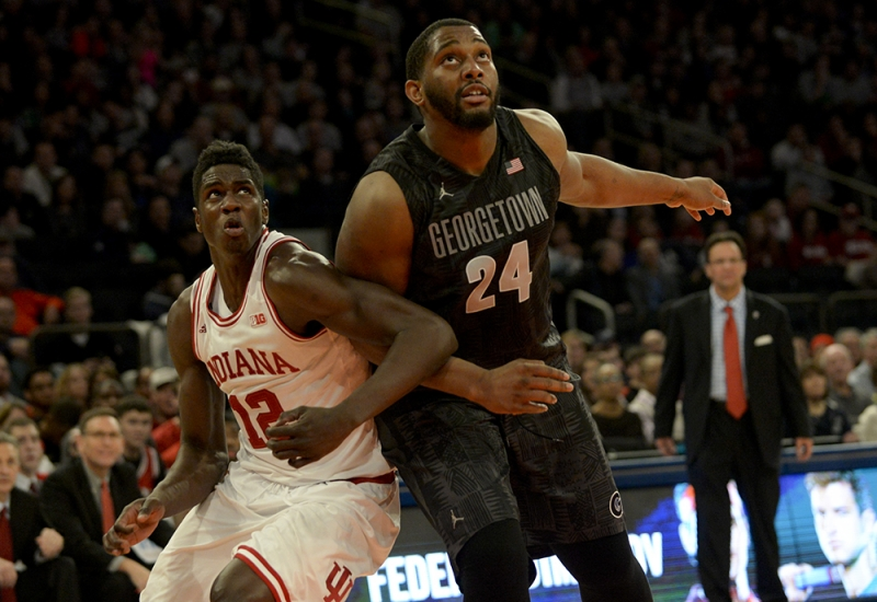 Mosquera Perea Continues To Shine Since Return Indiana