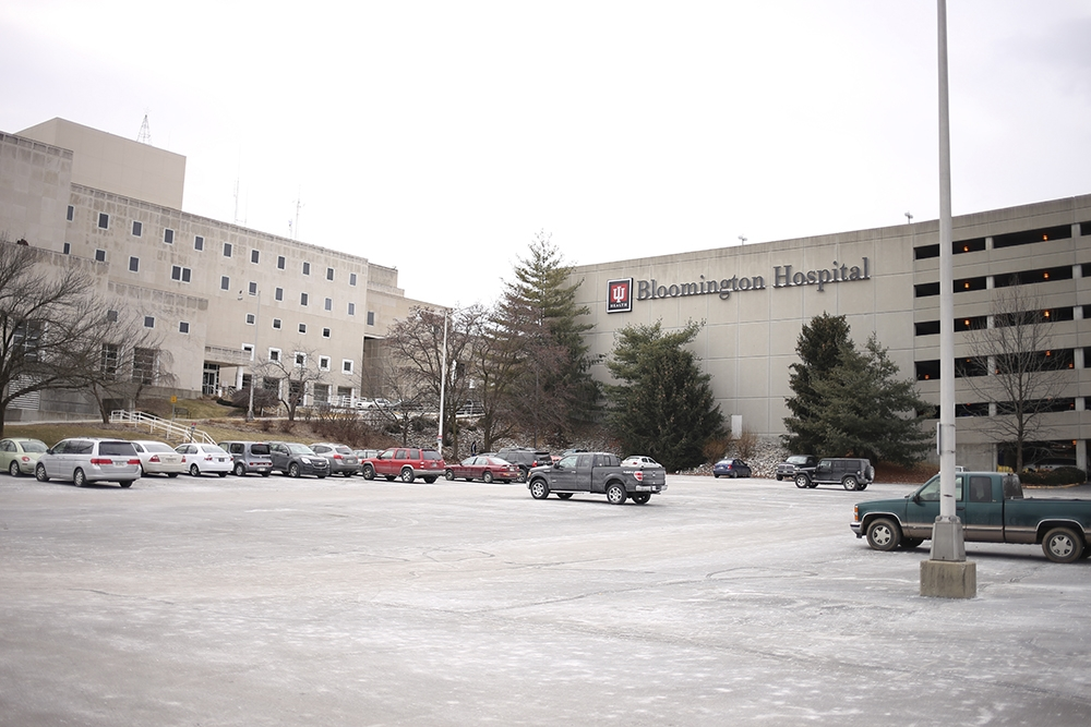 Bloomington hospital receives trauma verification