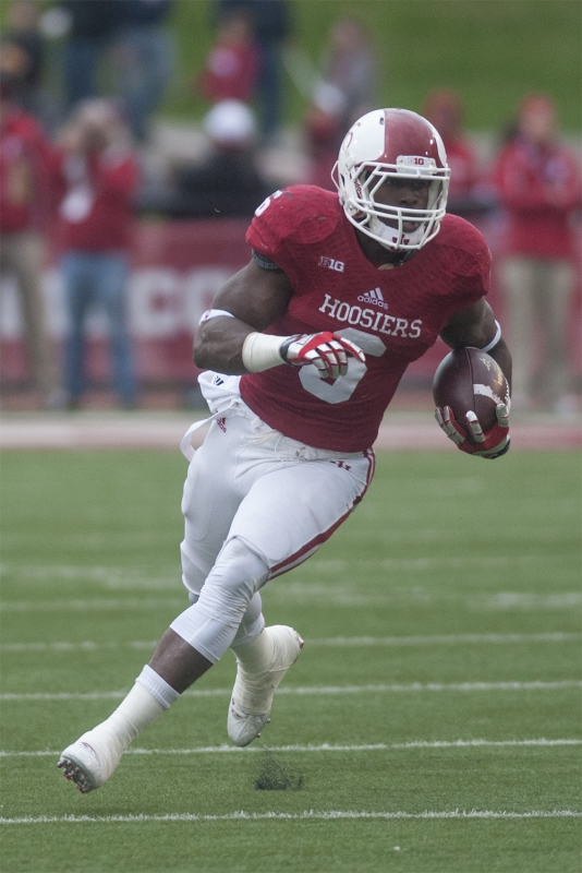 IU running back's coach selected to the NCAA Champion ...