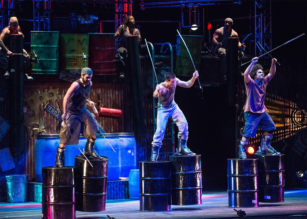 STOMP to come to Auditorium