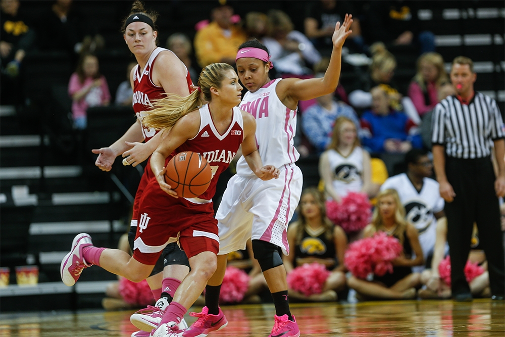 Page named to Preseason All-Big Ten Team in women's basketball