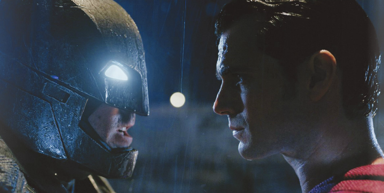 Batman v Superman Certified Rotten by Rotten Tomatoes