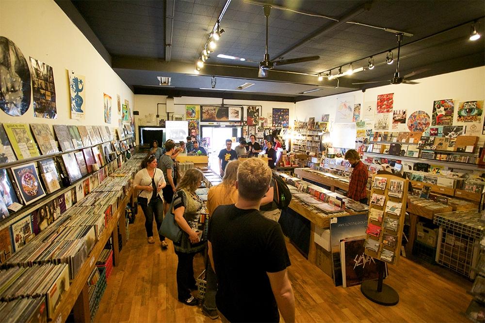 Superior preps for Record Store Day