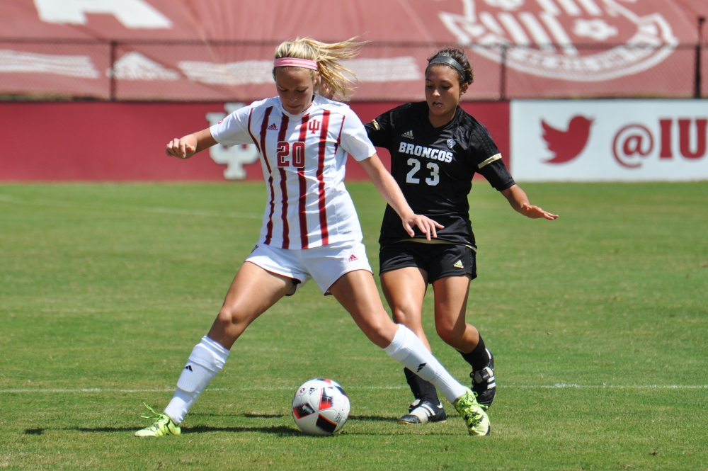 IU prepares for two weekend matchups