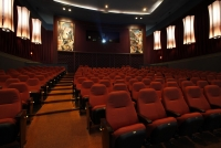 Seating in the IU Cinema. Three new films have been added for this week.