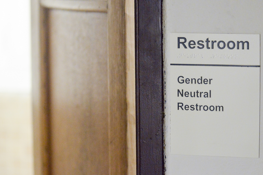 Rps Policy Leaves Gender Neutral Bathroom Choices Up To Residents Indiana Daily Student