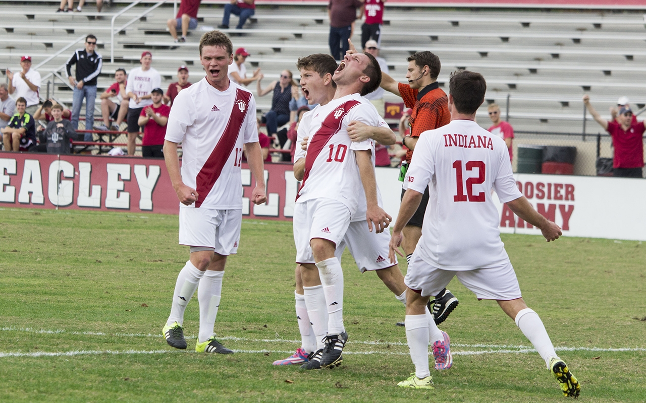 Hoosiers clinch No. 2 seed in Big Ten tournament | Indiana ...