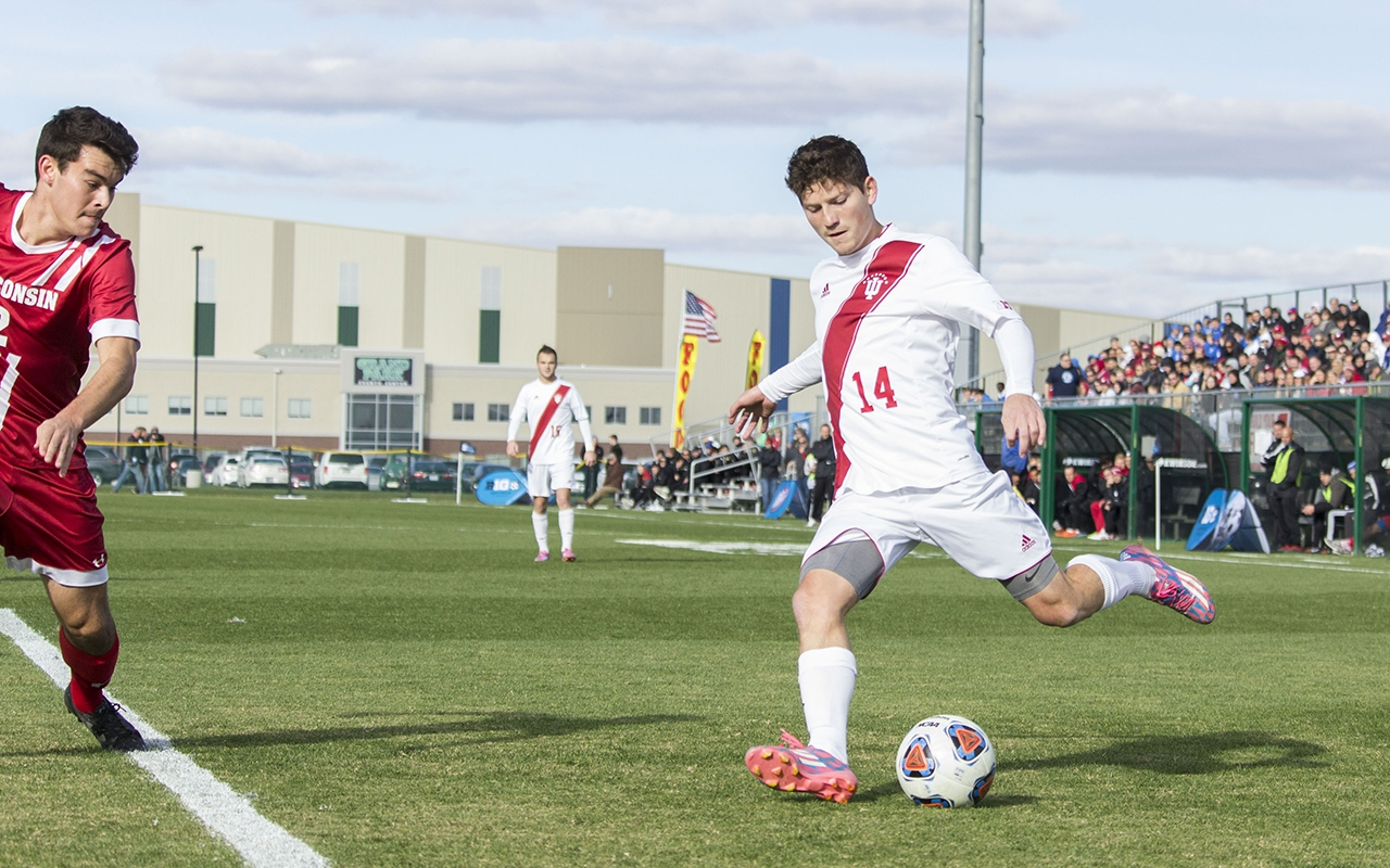 IU men's soccer earn No. 7 seed in NCAA Tournament ...