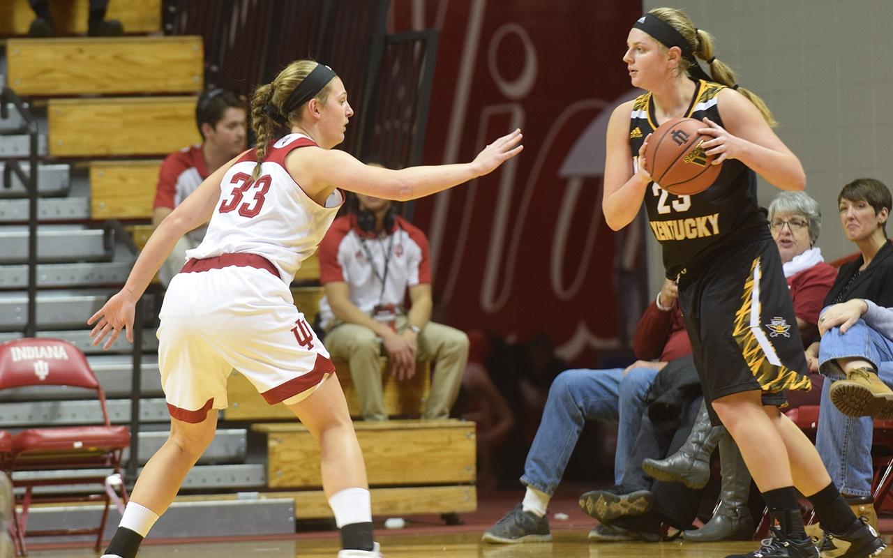 Maryland womens basketball books spot in Big Ten tourney