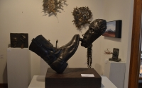 The Venue is scheduled to be host to a showthat includes works of art from Bart Gilbert and Annekke Dekker onFriday, Jan. 6,. All of the art pieces are available for purchase.