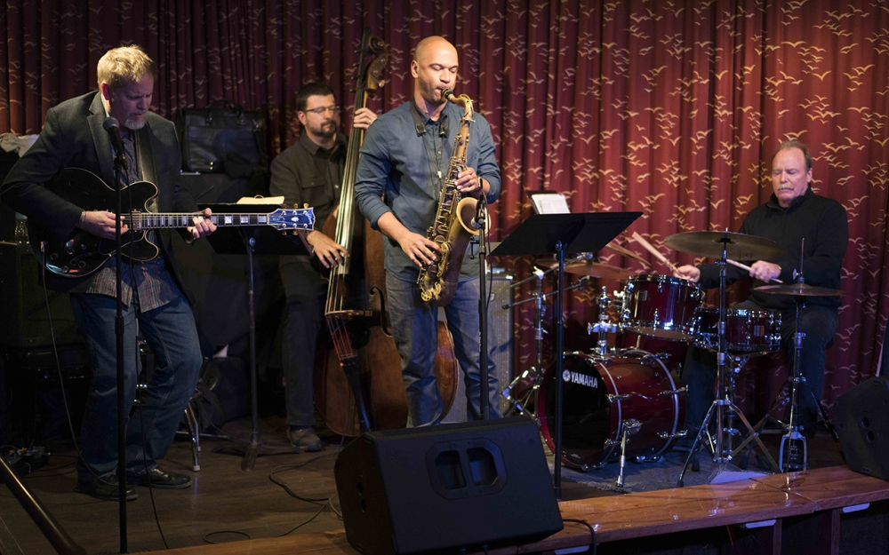 Dave Stryker Quartet returns to Bear's Place