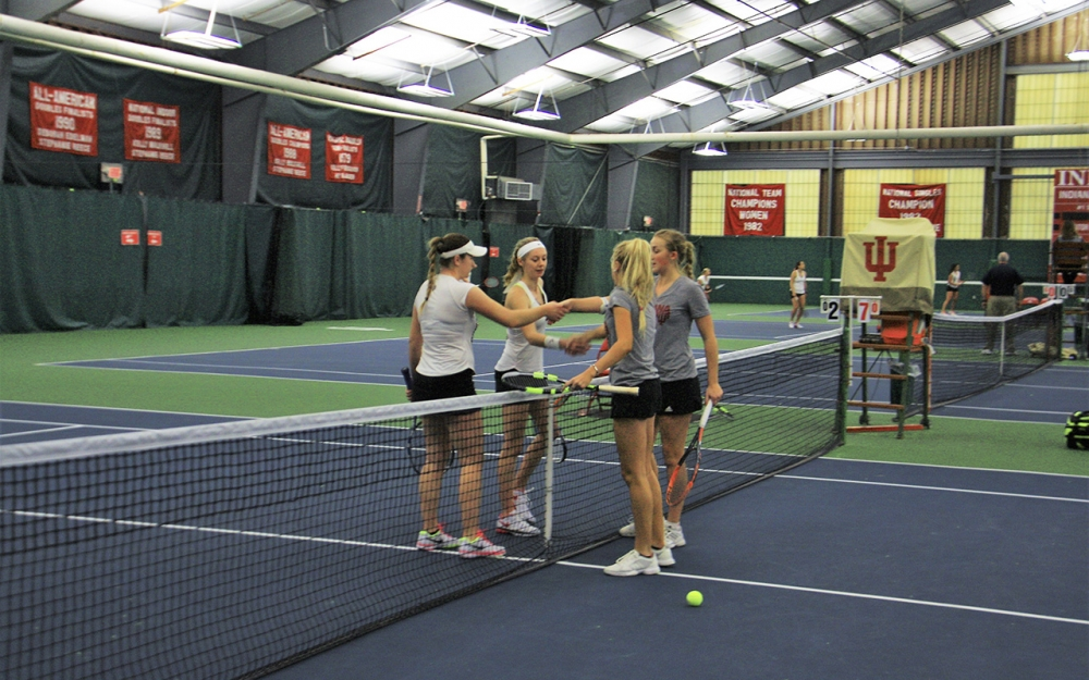 IU back in competitive mode after Winter Invitational