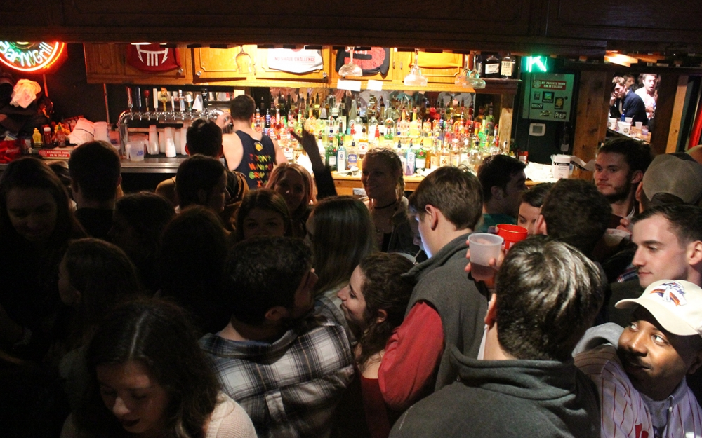 IU students spend MLK Jr. Day 'opening' and 'closing' at Kilroy's