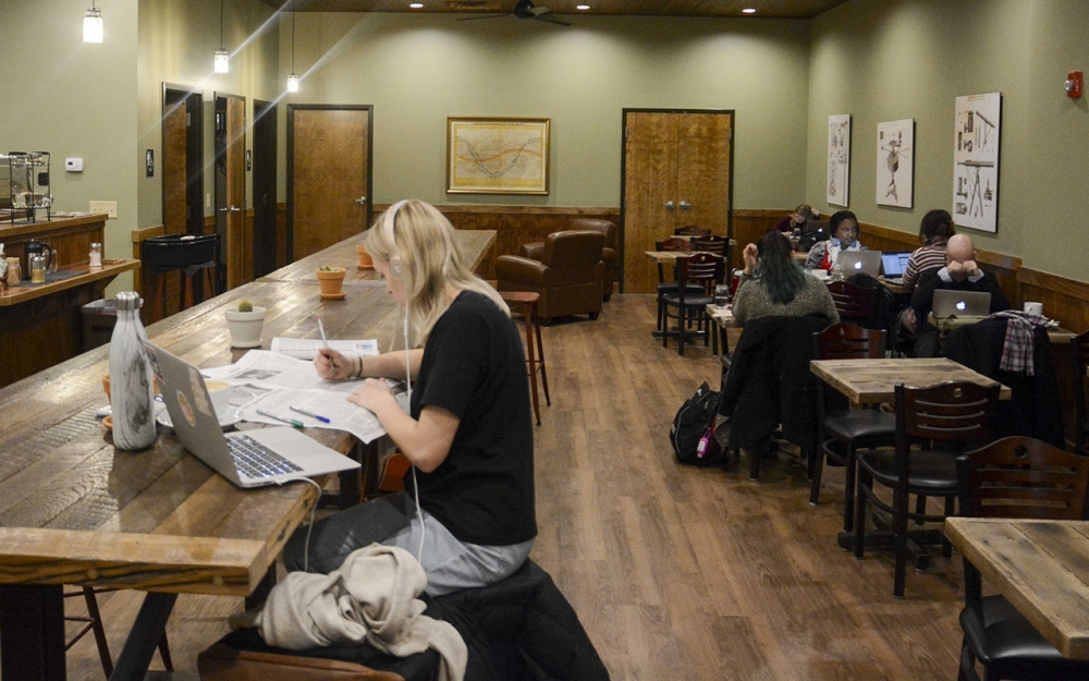Crumble Coffee opens downtown location - Indiana Daily Student