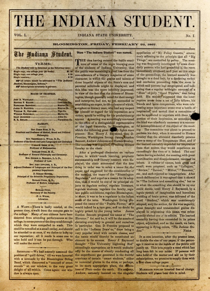 1856 Legal Documents Indicting Two Men For Rape And Burlary Indiana