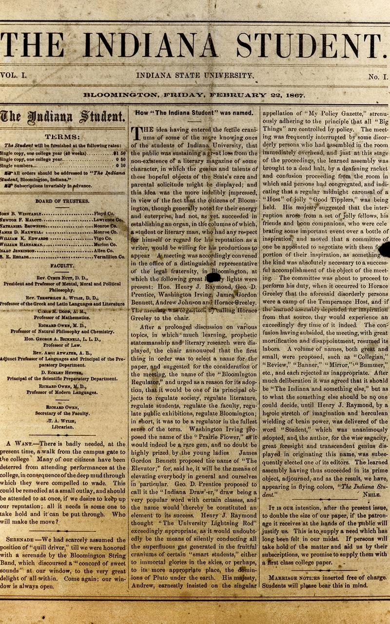 IDS celebrates 150 years of newswriting