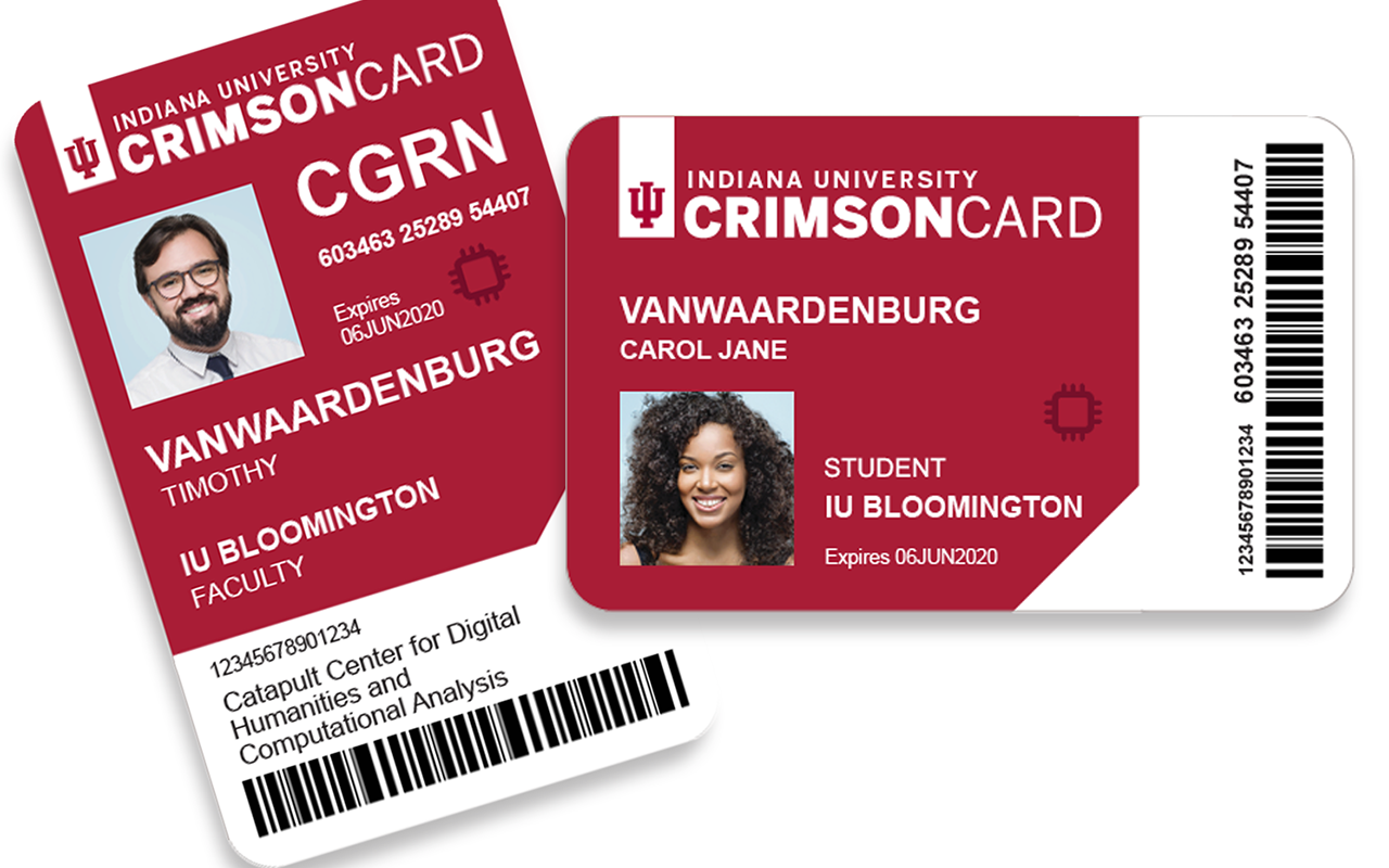 Guidelines for submitting a photo for your id card - Iu Introduces New Id Cards