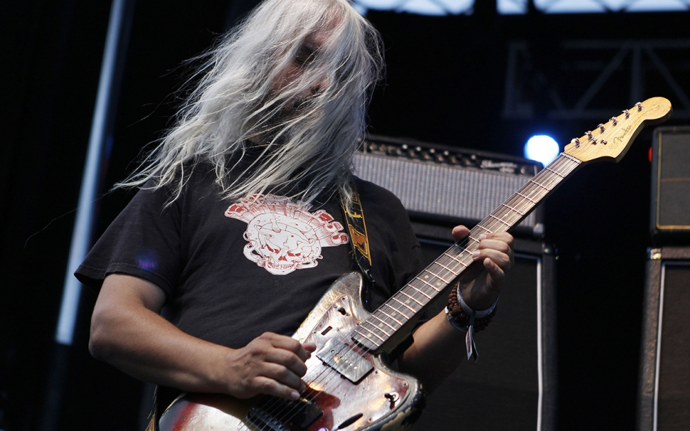 Dinosaur Jr. brings the '90s to the Bluebird