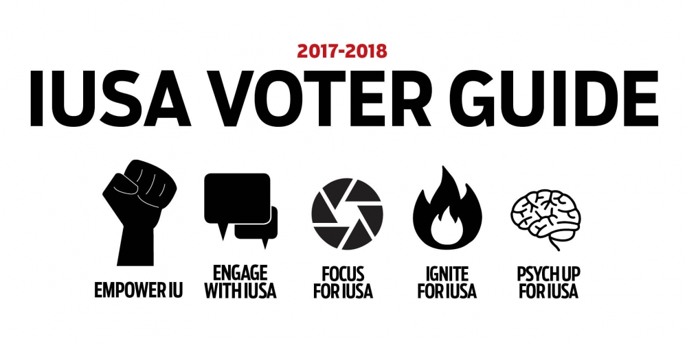 IUSA Voter Guide