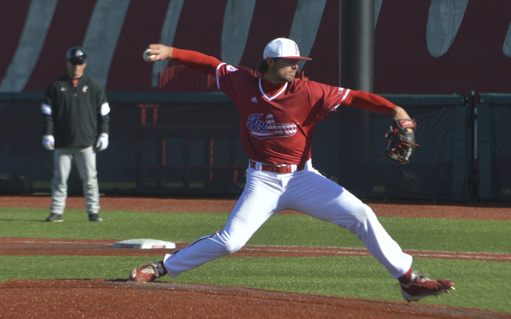 IU ace exits early as Hoosiers win in pitcher's duel