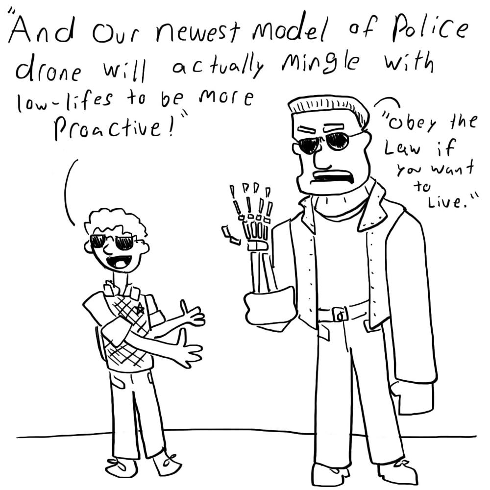 policedrones