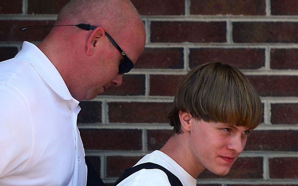 Charleston shooter moved to federal death row in Terre Haute