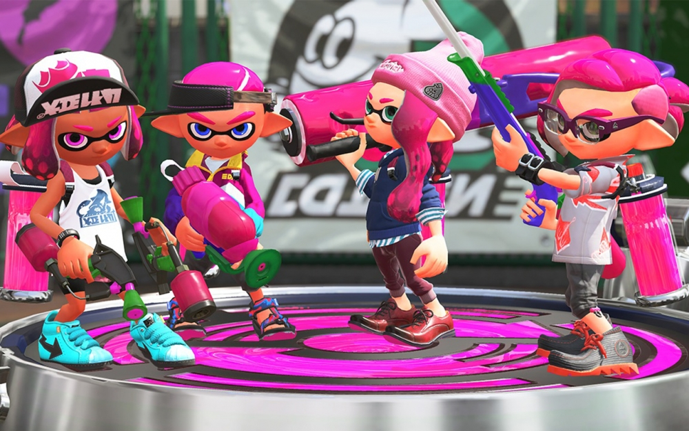 Summer Games Preview: Sonic, StarCraft and Splatoon