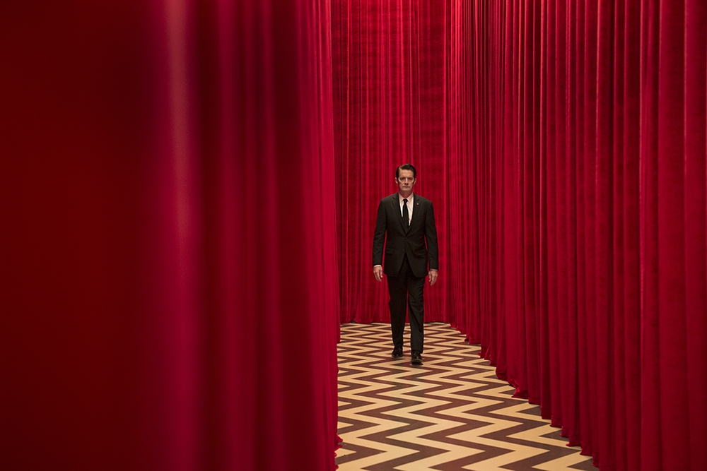 It is happening again: Twin Peaks returns