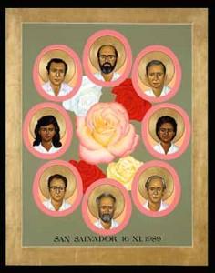 Jesuit Martyrs of El Salvador