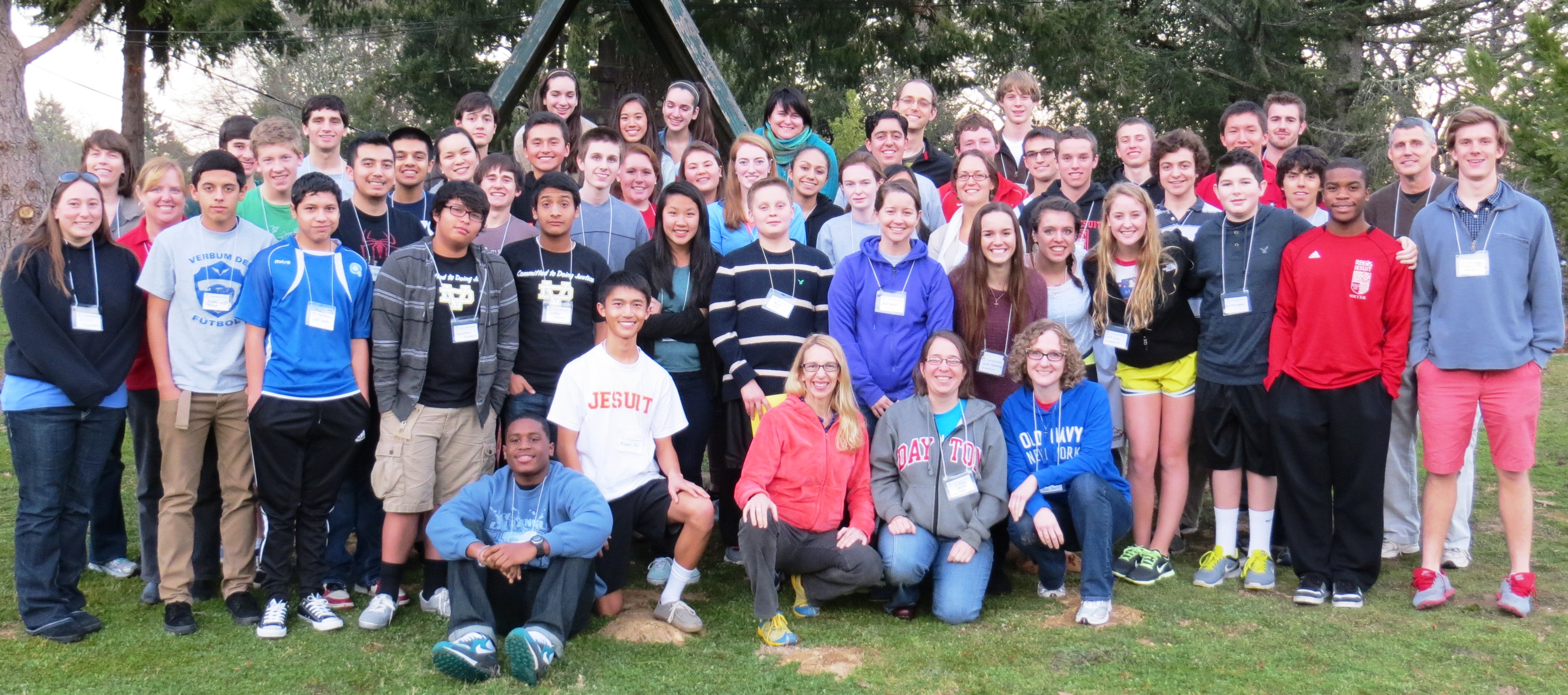 2013 Arrupe Leaders Summit - West Coast