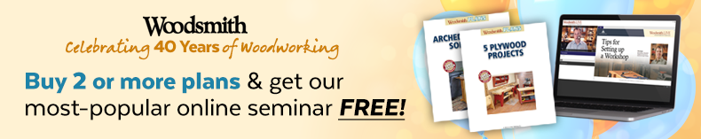 Buy 2 or more plans & get our most popular online seminar FREE!