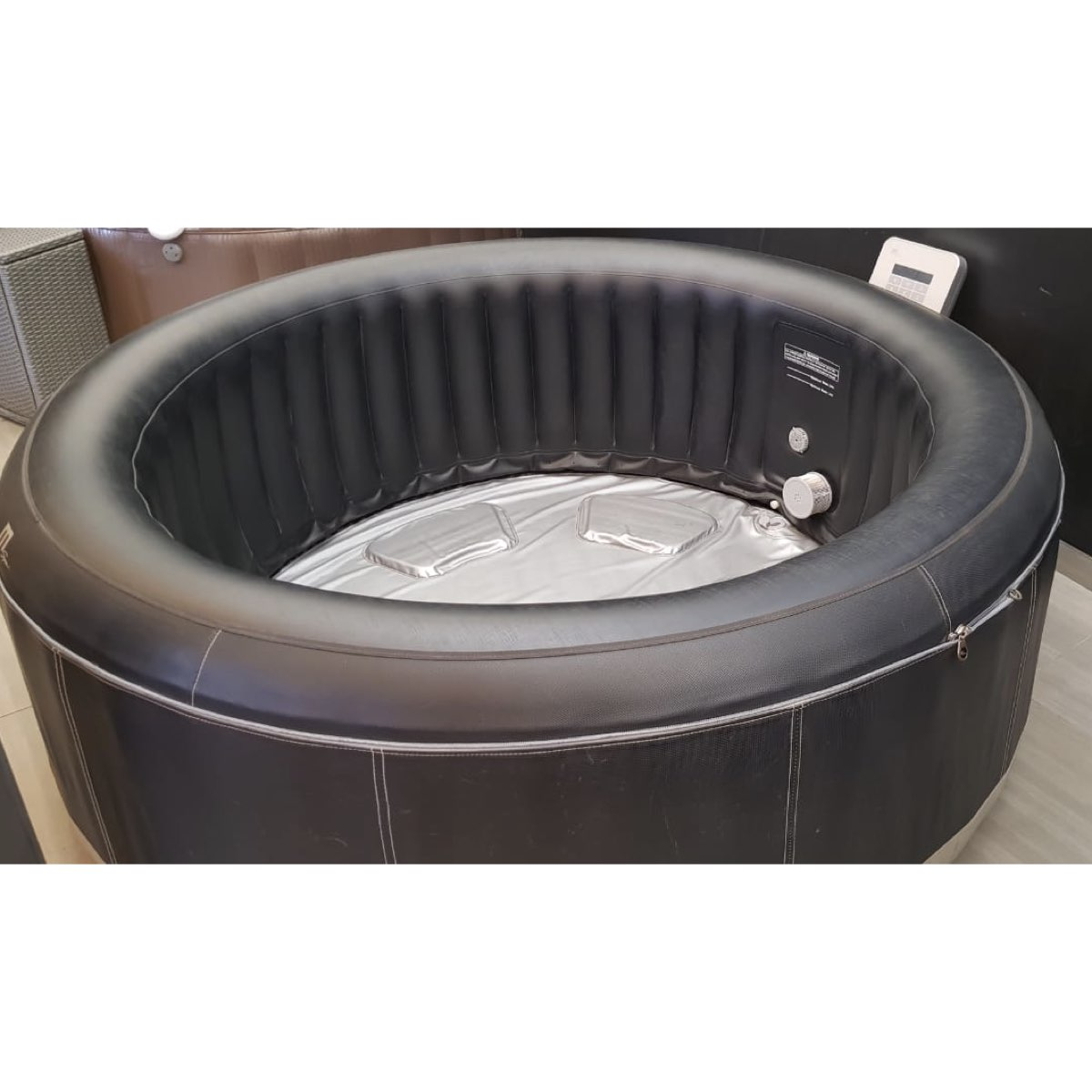 Jacuzzi Inflable Chile.Jacuzzi Inflable Camaro Premium 6 Personas