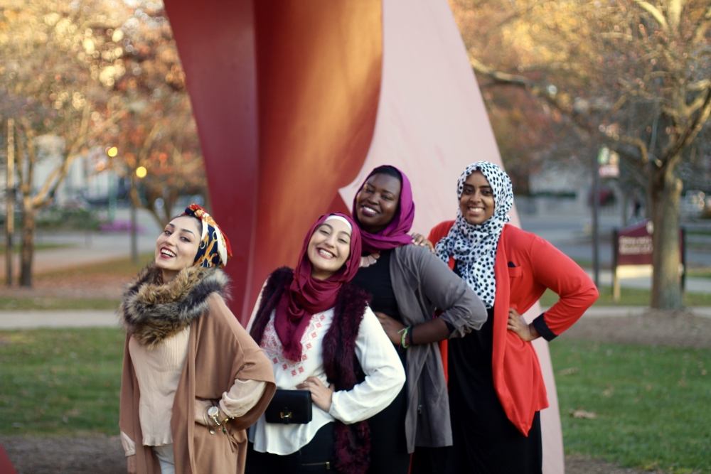 Strength In Their Hijabs