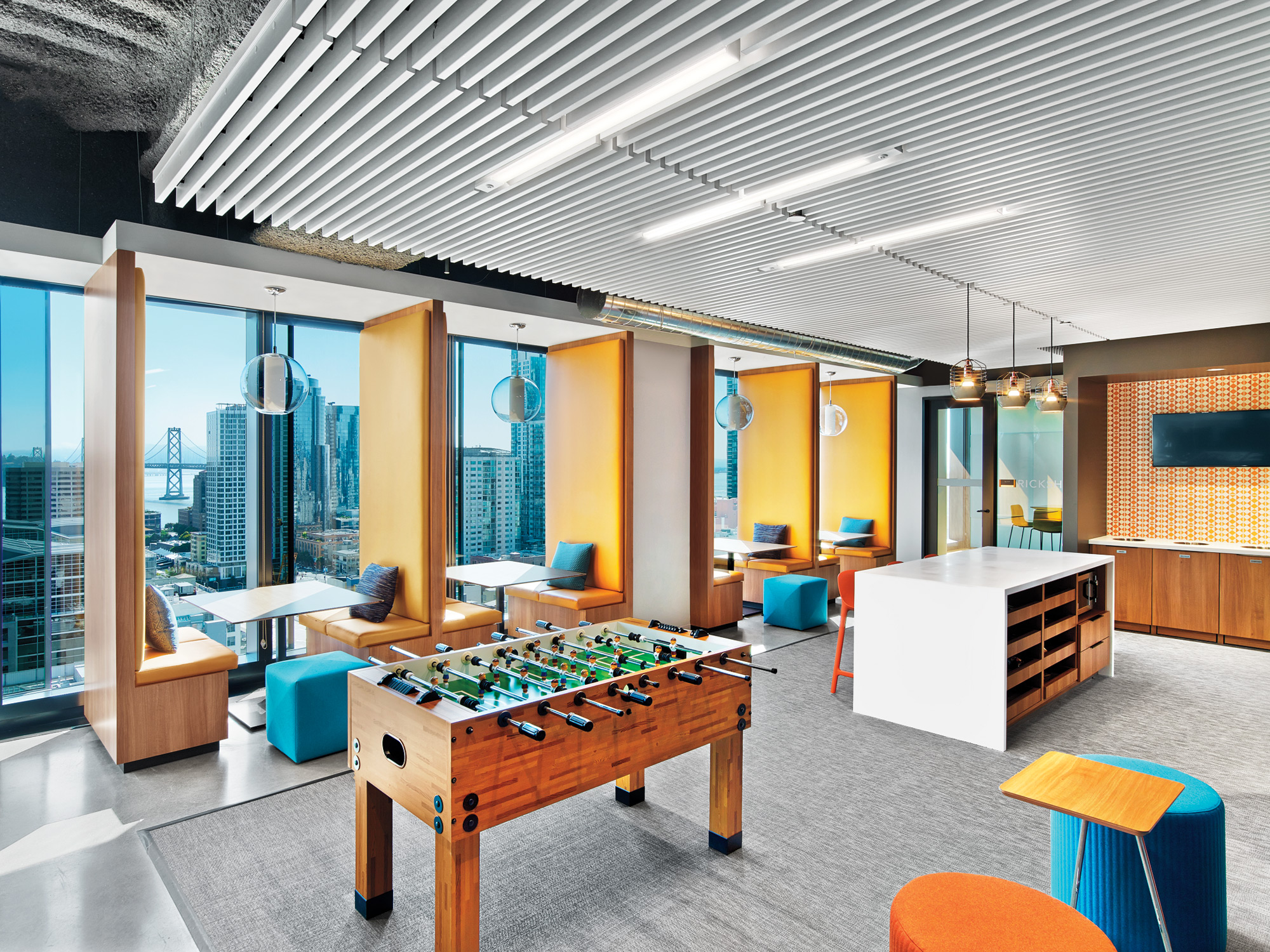 At linkedin san francisco office by interior architects for Interior designs 2000