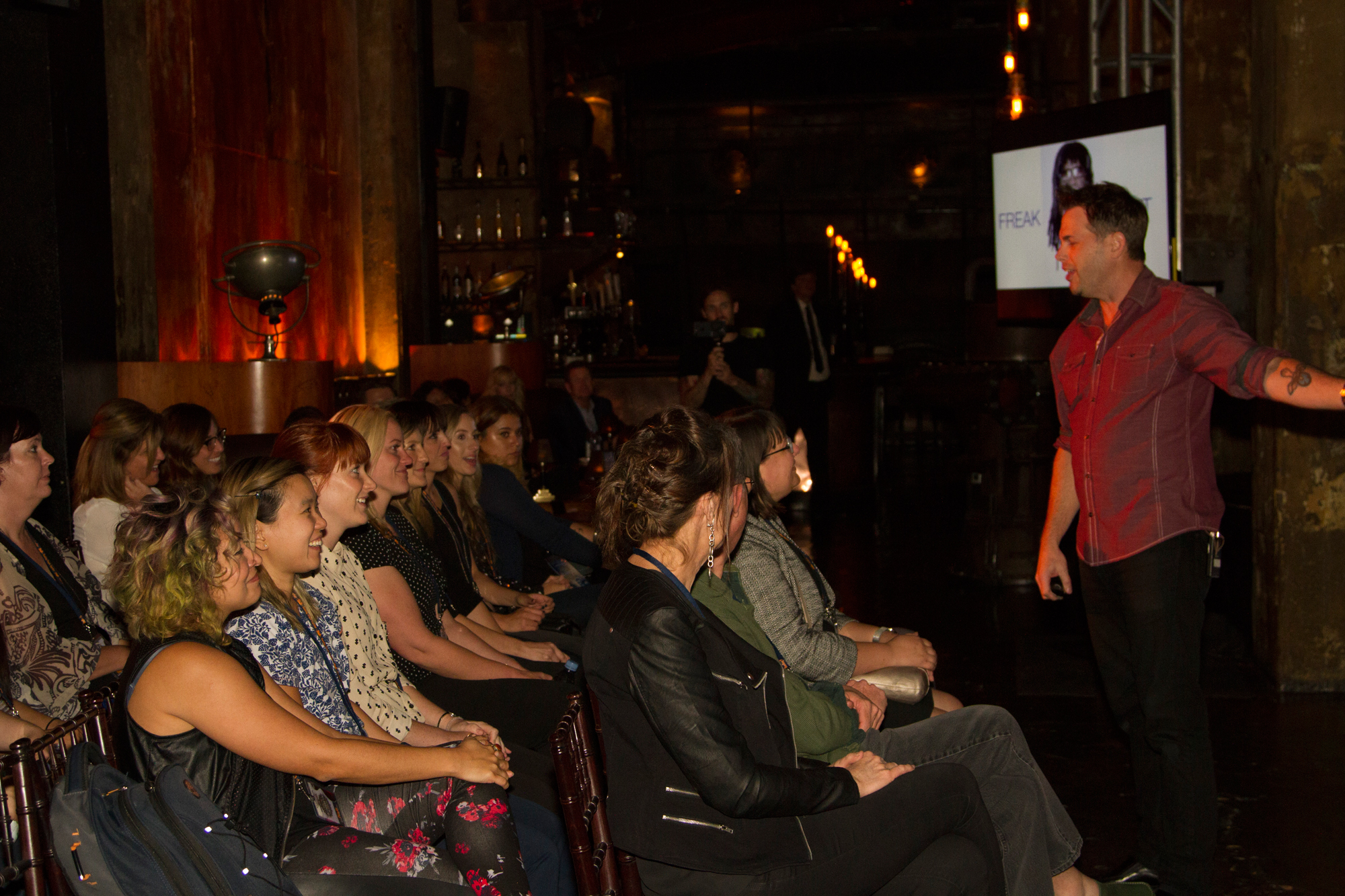 Bentley And Antron Teach 75 Designers How To Collaborate