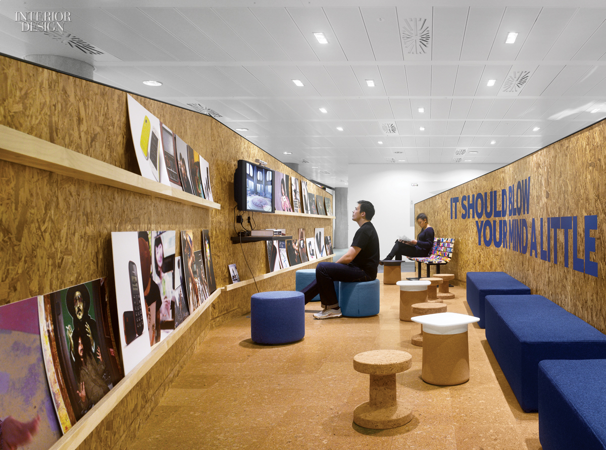 Gensler Helps Nokia Move Its Uk Head Office To Central London