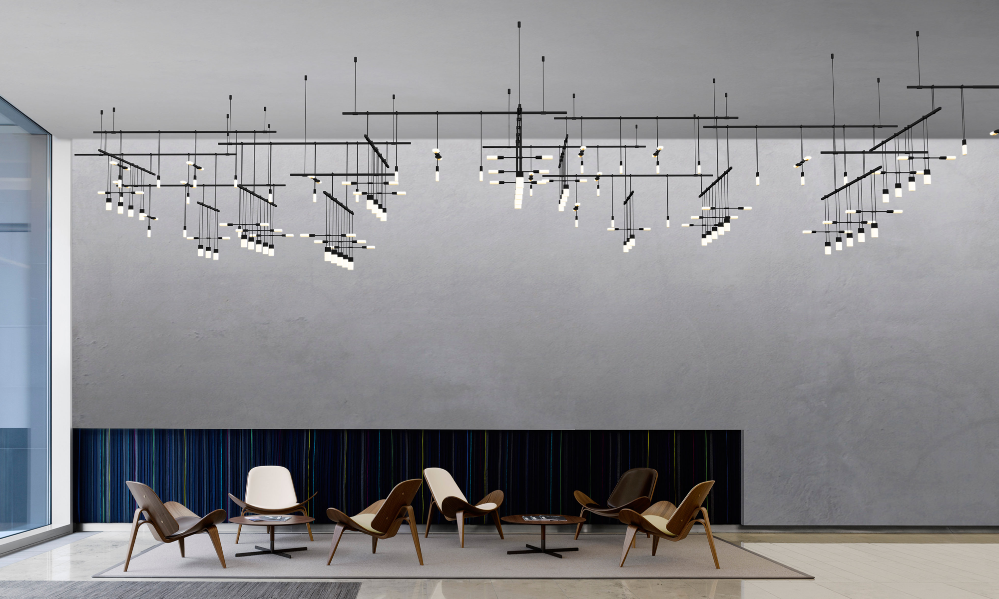 Design forecast 5 trends to watch for in 2017 for Interior design lighting trends