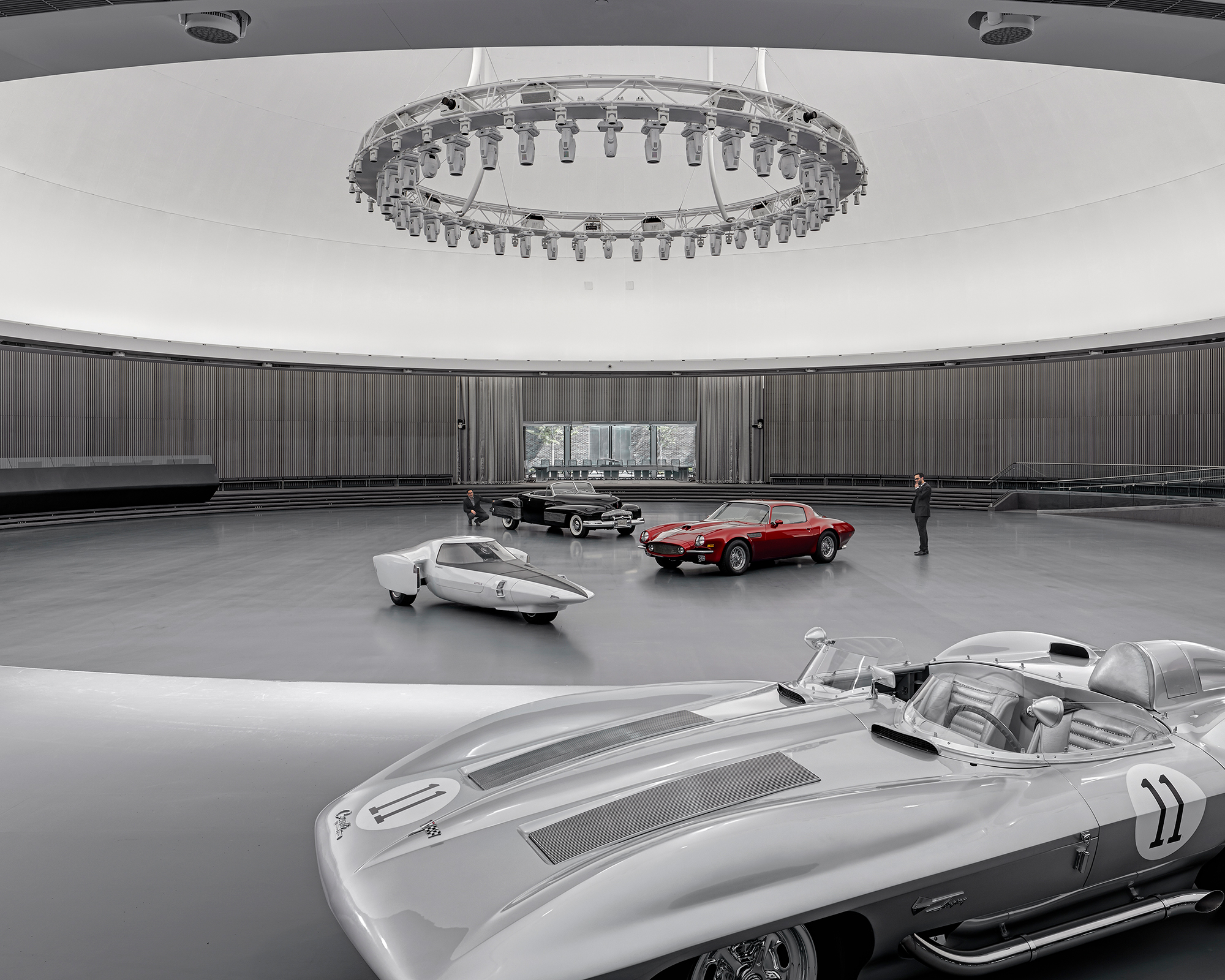 general motors design auditorium in detroit by smithgroupjjr. Cars Review. Best American Auto & Cars Review
