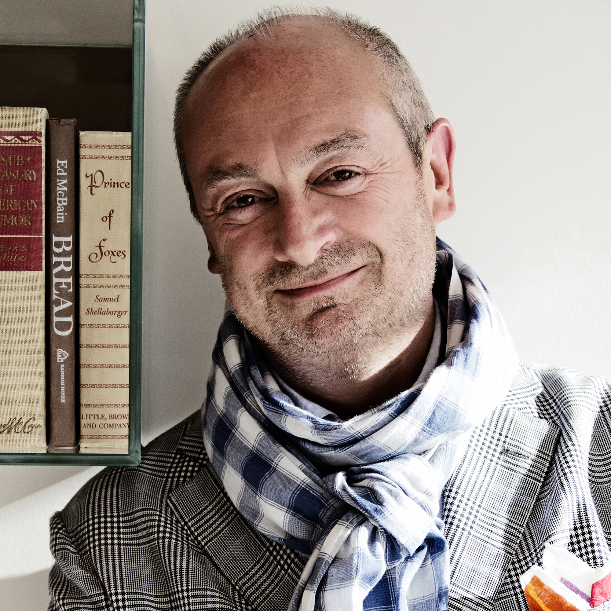 10 Questions With Piero Lissoni