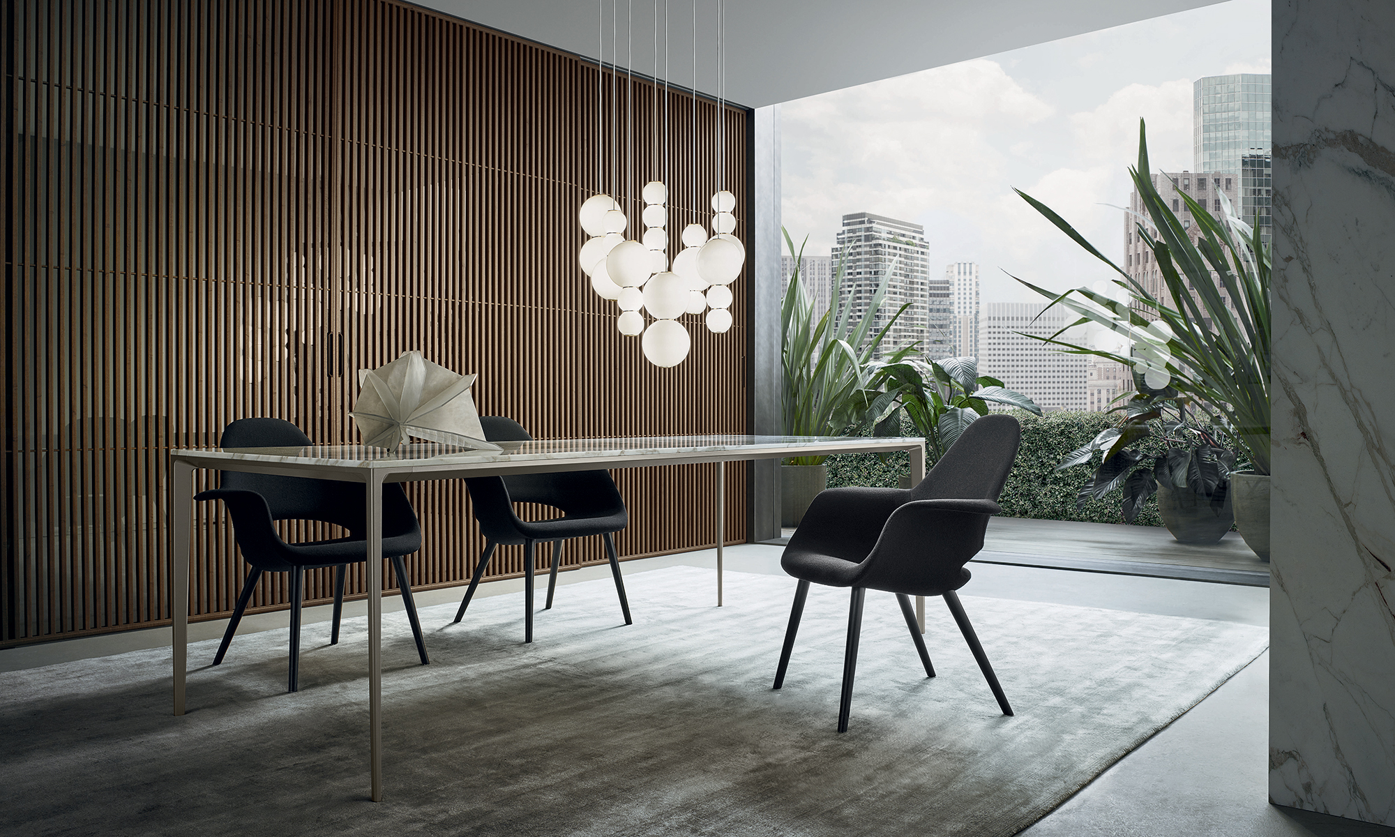 Rimadesio Joins New York Showroom Dom Interiors