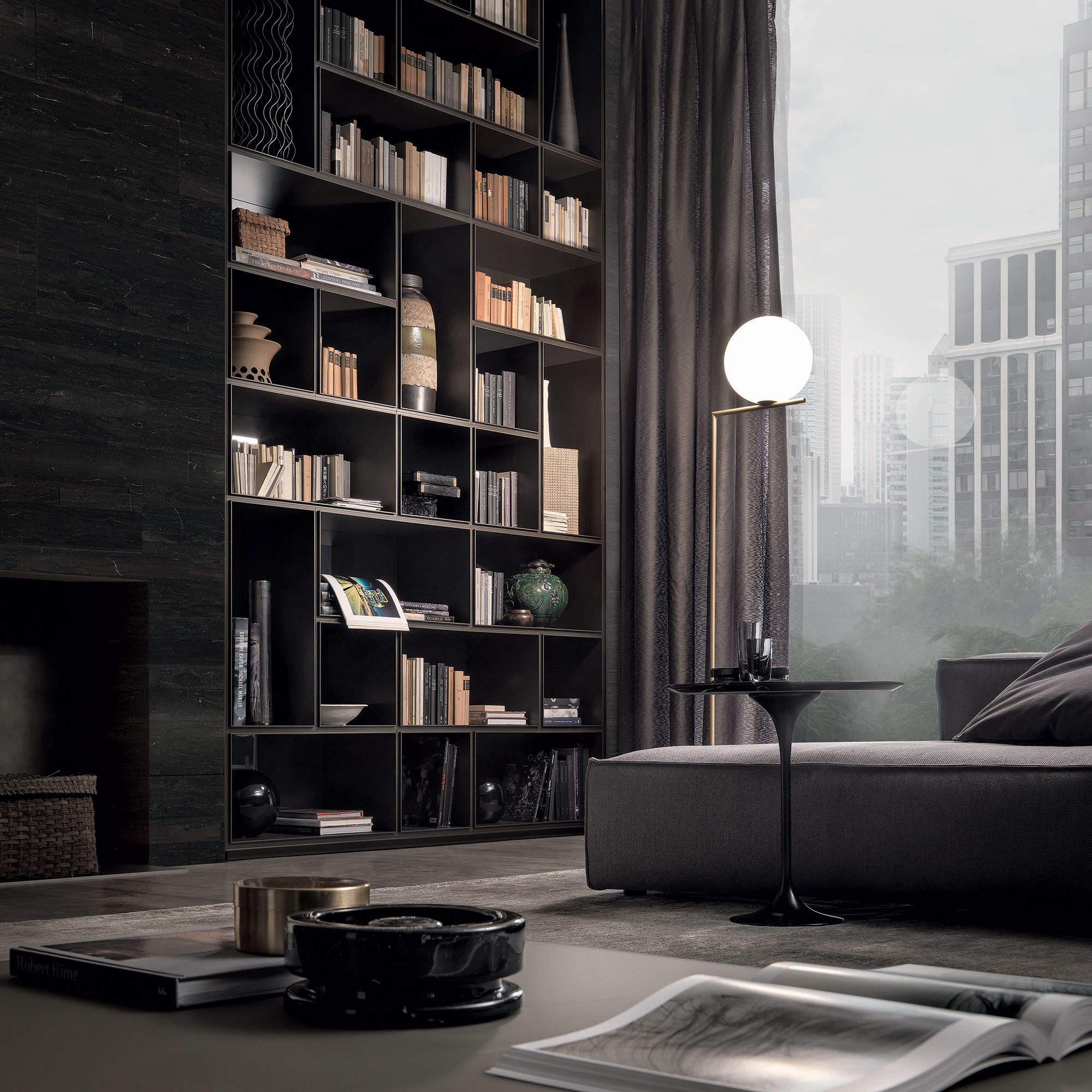 rimadesio joins new york showroom dom interiors. Black Bedroom Furniture Sets. Home Design Ideas