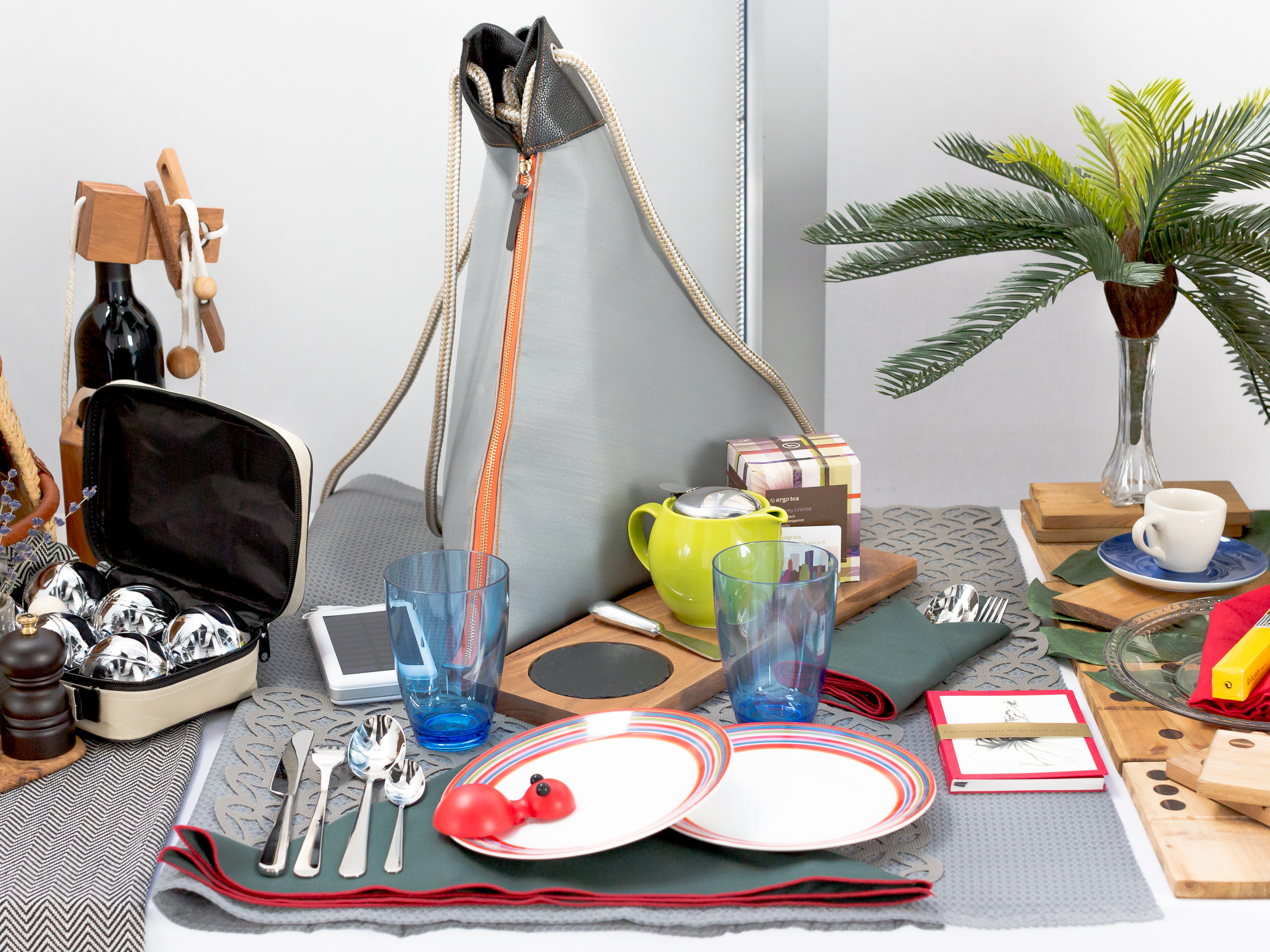 Designers Take On The Picnic Basket For Diffa S Annual